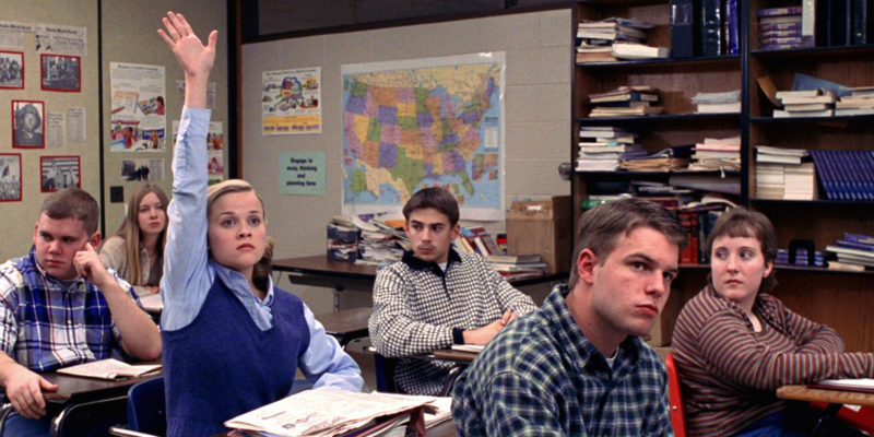 Election movie 1999 Alexander Payne