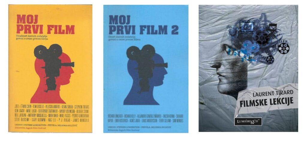 Stephen Lowenstein, Moj prvi film 1, Stephen Lowenstein, Moj prvi film 2, Laurent Tirard, Filmske lekcije