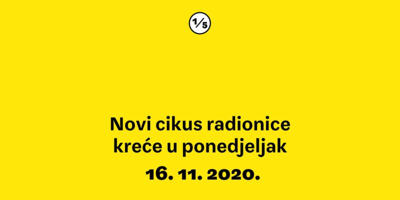 Zimsko izdanje scenarističke radionice Palunko